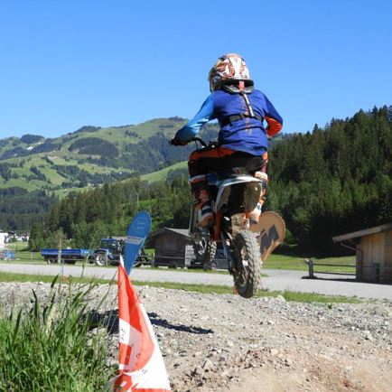 KTM E-Cross für Kids